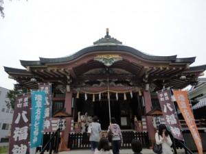 縁結びなら浅草は今戸神社